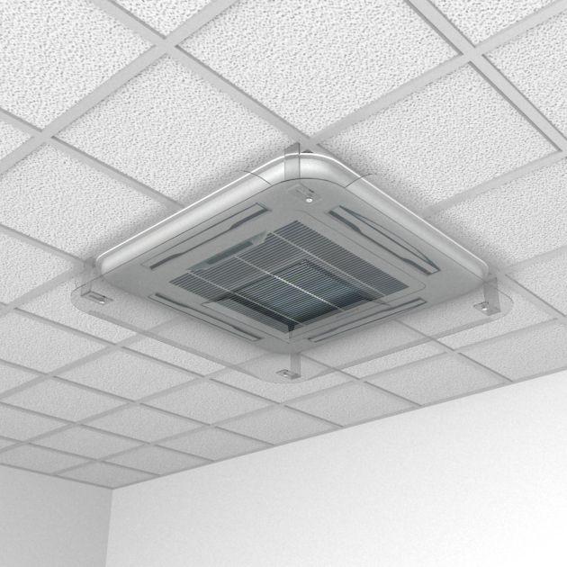 Стандартный потолочный дефлектор, 2015